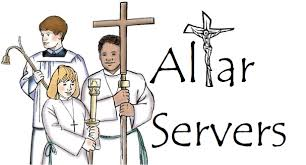 Altar Server Training > St. Andrew by the Bay Parish