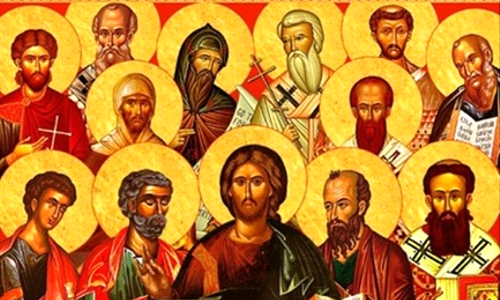 The Church Fathers and Mothers