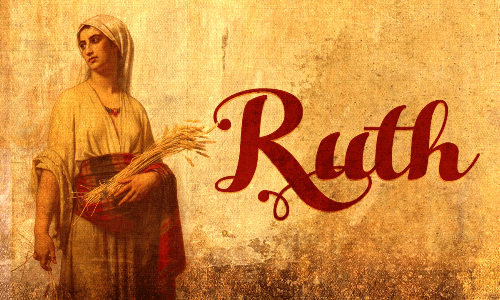 A New Look at Ruth – from the Book of Judges