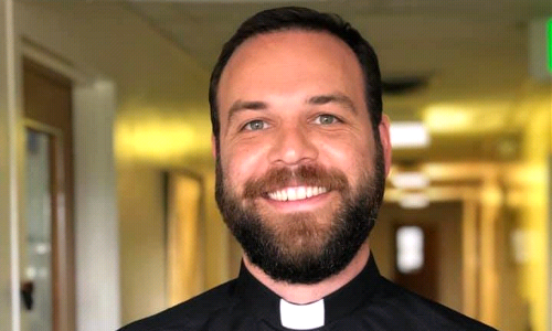 Introducing Fr. Andrew DeFusco